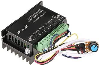 Motor Driver Controller,WS55-180 DC 20V-50V Brushless Spindle,BLDC Motor Drive CNC Controller Board Module