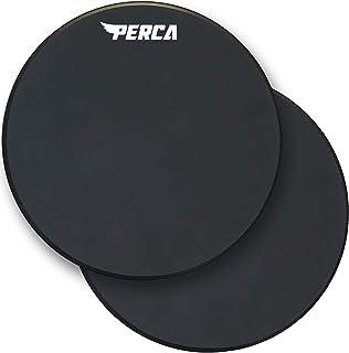 PERCA Percussion Drum Pad -12 Inch Practice Drum Pad -...
