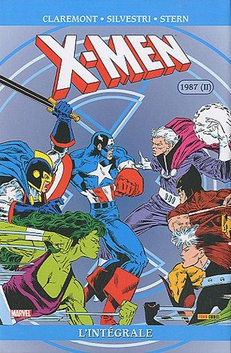 X-Men Intégrale 1987 (II)