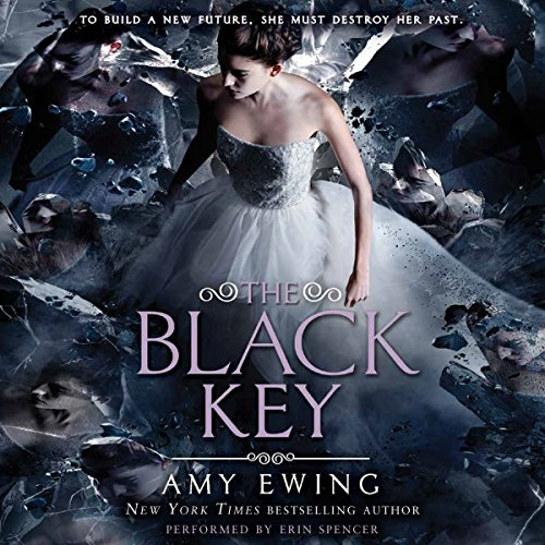 The Black Key audiobook cover art