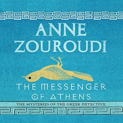 The Messenger of Athens cover art
