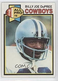 Billy Joe DuPree (Football Card) 1979 Topps - [Base] #110