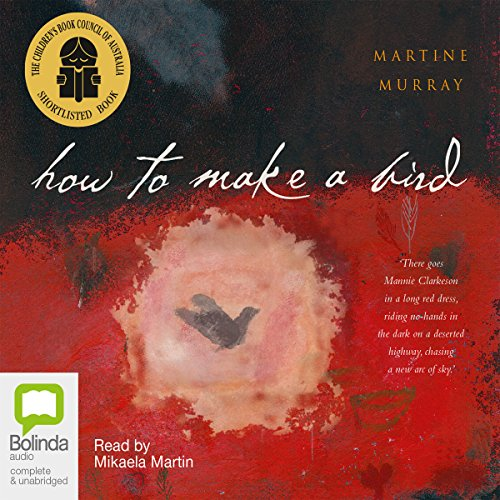 How to Make a Bird audiobook cover art