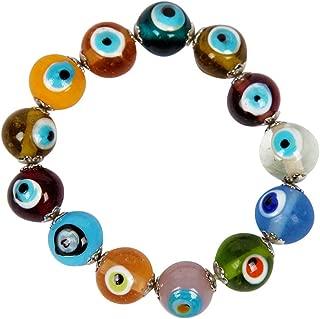 1pcs Yellow tiger eye stone Gemstone bracelet natural Healing Handmade MONK