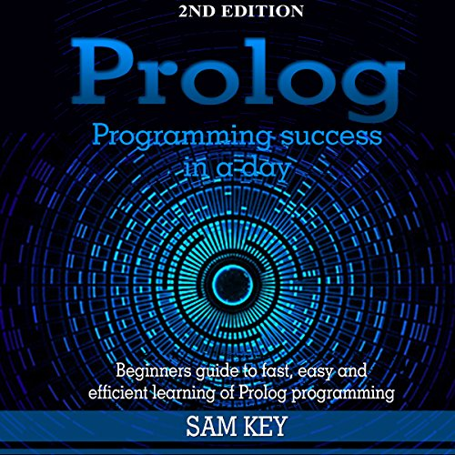 Prolog Programming Success in a Day audiobook cover art