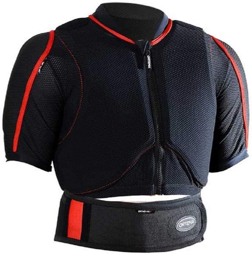 Ortho Max Enduro Protektorenjacke Mtb Gr M Die Leichte Protektorenjacke Für Passionierte Mountainbiker Und Downhill Fahrer Auto