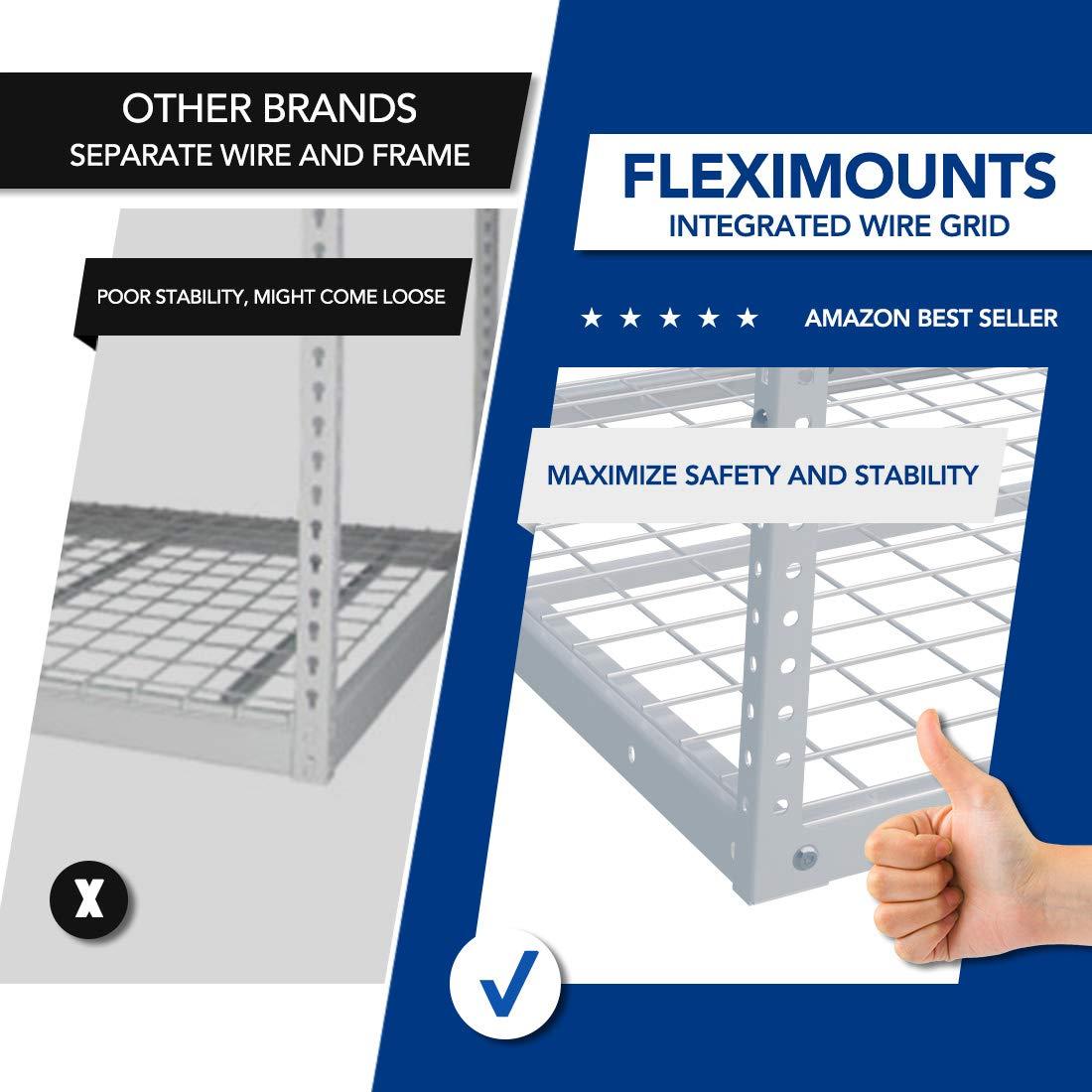 Fleximounts vs Saferacks: Design