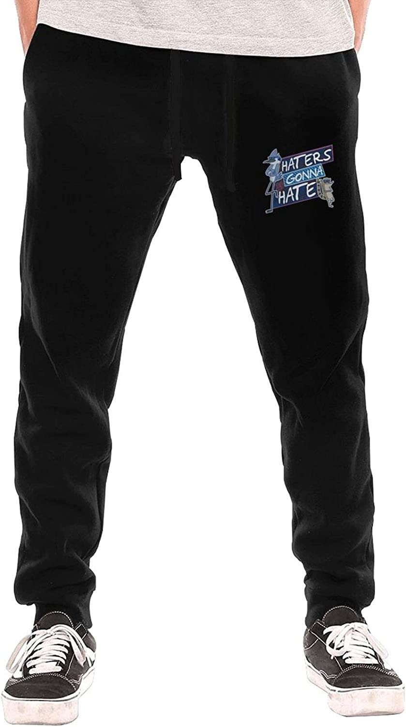 Regular Show Colorado Springs Mall Sweatpants Men's Basic Wo Jogging Al sold out. Jogger for Pants