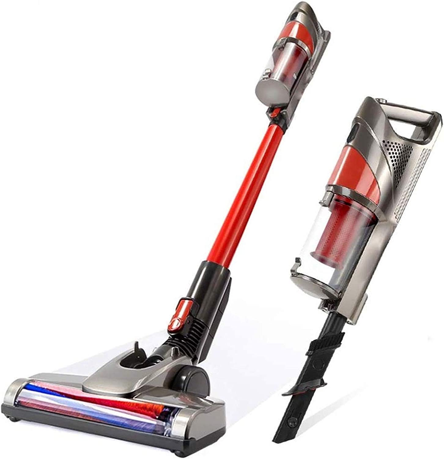 JTKDL Cordless Vacuum Stick Inventory cleanup selling sale Powerful Cleaning Max 43% OFF Cleaner L