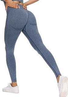 Toplook Women Seamless High Waist Yoga Pants Gym Tight Running Workout Leggings