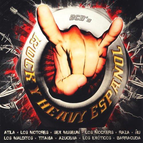 Varios Artistas de Rock Y Heavy Español