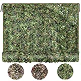 iunio Camo Netting, Camouflage Net, Military Nets, Lightweight Durable,Different Size, for Camping Shooting Hunting, Military Themed Party Decoration and Sun Shade Outdoor