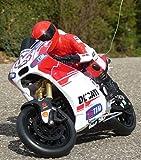 RC Motorrad DUCATI DESMOSEDICI 'STONER' Länge 23cm 'Ferngesteuert 27MHz'