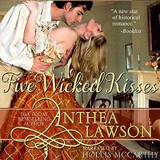 Five Wicked Kisses - A Tasty Regency Tidbit cover art