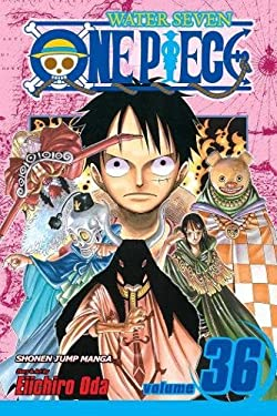 One Piece, Vol. 36 (36)