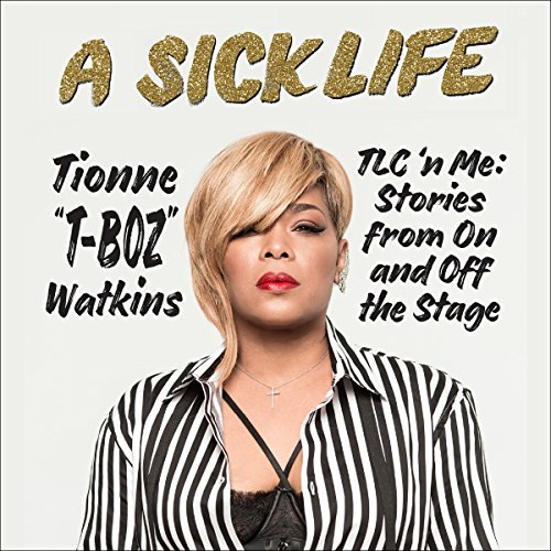 A Sick Life audiobook cover art