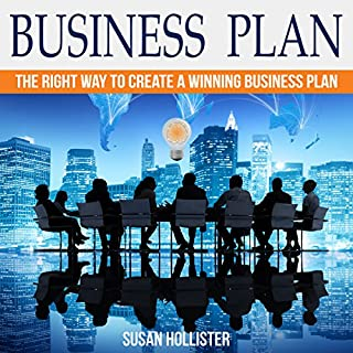 Business Plan cover art