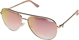 GUESS Factory Triangle Aviator Sunglasses