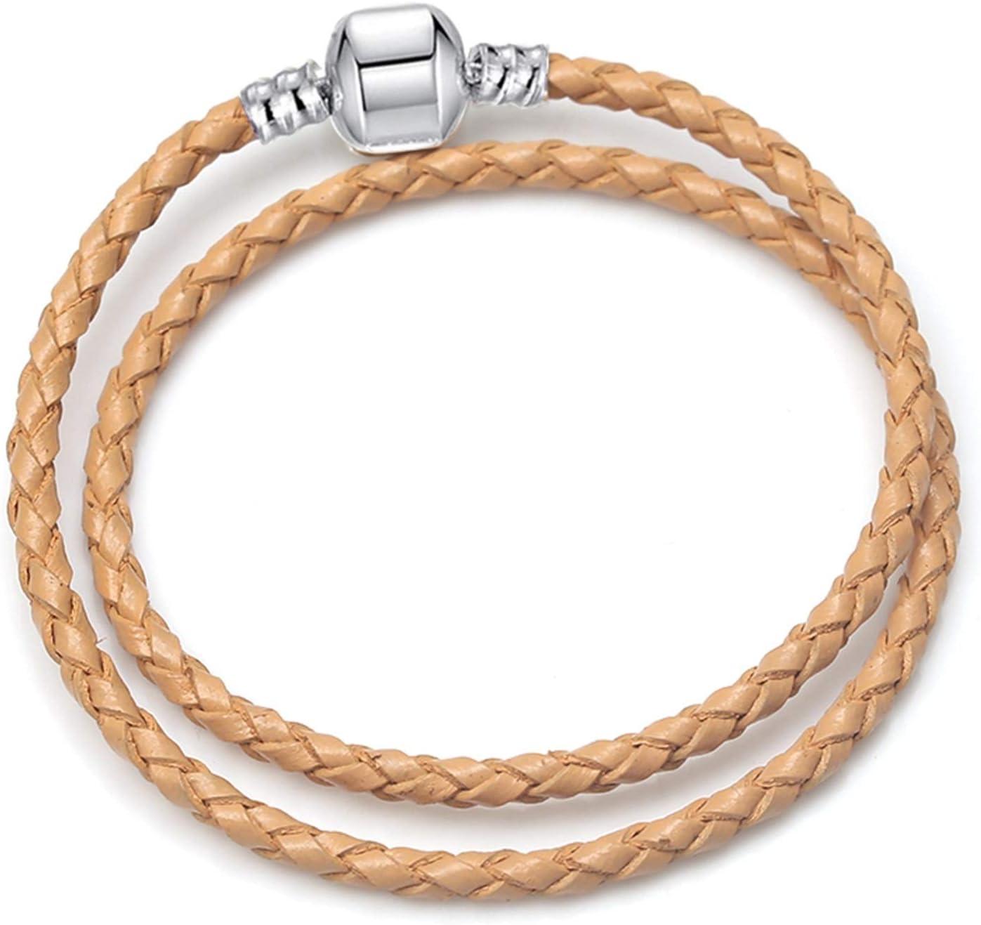 JIEERCUN Charm Bracelet Cute Mouse Basic Snake fine Bracel Chain Over item Free shipping / New handling
