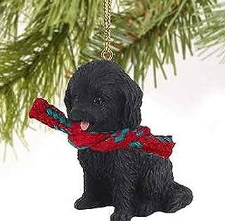 1 X Cockapoo Black Original Ornament