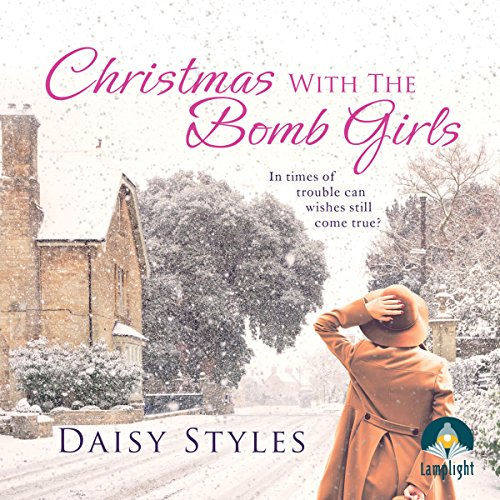 Christmas with the Bomb Girls audiobook cover art