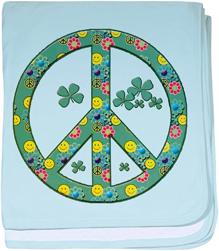 Royal Lion Baby Blanket Peace Irish shop In stock Sign Shamrocks Symbol