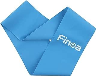 Finoa(フィノア) フィットネス トレーニングチューブ シェイプリング (木場克己トレーナー監修)