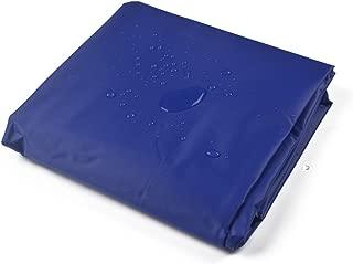 Nesports 9-Foot Vinyl Pool Table Cover Waterproof Billiard Covers Weighted Corners