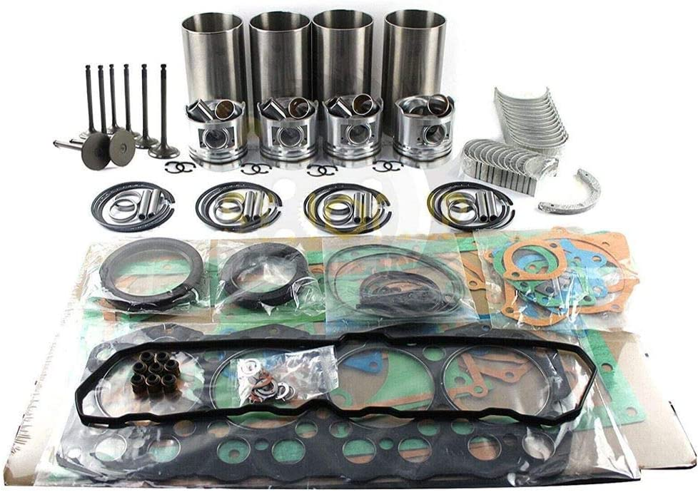 Sz Machparts Rebuild Kit Fits Fort Worth Mall High quality new for Mitsubishi Engine S4S-Z3DT61SD