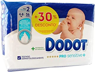 Amazon.es: pañales dodot sensitive talla 5