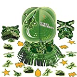 amscan Military Camouflage Table Decorating Kit (23pc)