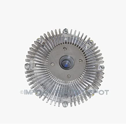 2pcs Engine Fan Clutch Fan Blade Kit for Volkswagen Passat Audi S4 A4 A4 Quattro 2.8L Premium Quality 078121350A//078121301E