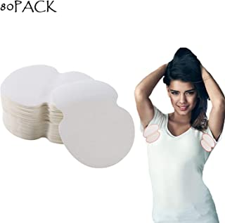 ALLYAOFA Underarm Sweat Pads, Disposable Underarm Dress Shields Fight Hyperhidrosis with Armpit Sweat Pads for Women and M...