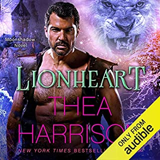 Lionheart audiobook cover art