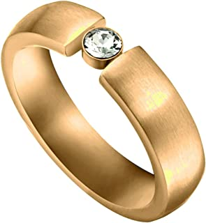 Esprit Laurel Ring For Women, Stainless Steel