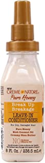 Creme Of Nature Pure Honey Leave-In Conditioner 8 Ounce Pump (236ml)