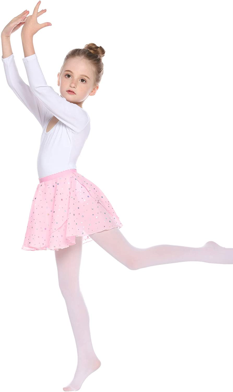 Corta Lentejuelas Princesa Enagua Danza de Ballet Tutu Vestido de Fiesta Disfraz Hawiton Falda Tul ni/ña