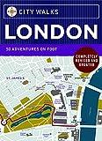 City Walks: London: 50 Adventures on Foot [Idioma Inglés]