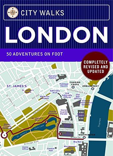 City Walks Deck: London Revised Edition: 50 Adventures on Foot