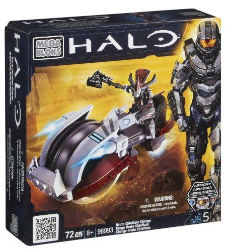 Mega Bloks 96993 - Halo Brute Chieftain Charge