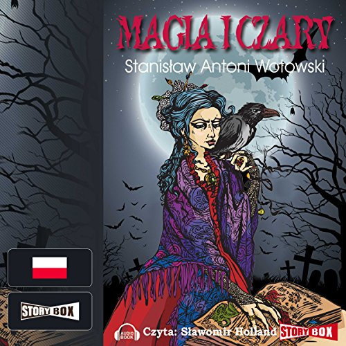 Magia i czary cover art