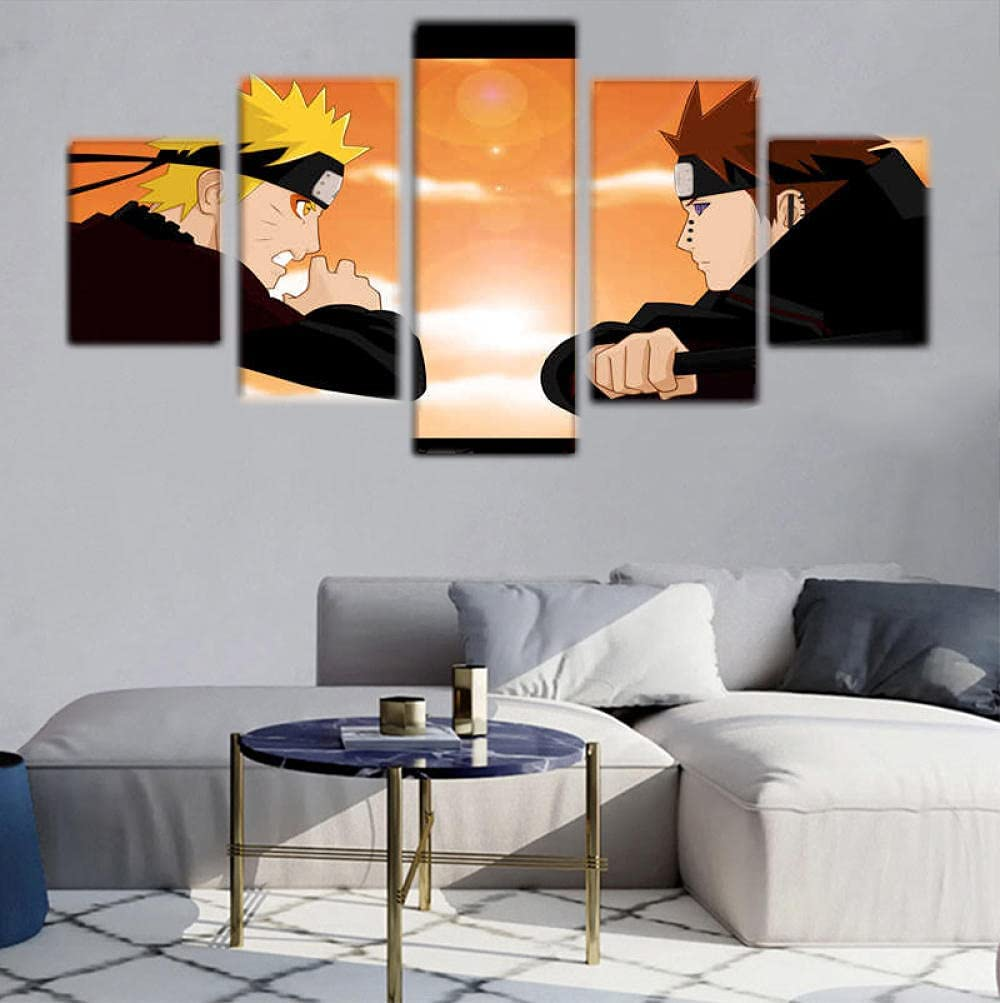 Modular Wall Manufacturer direct delivery Art Bargain Picture Canvas Comic HD Fram Animation Printing
