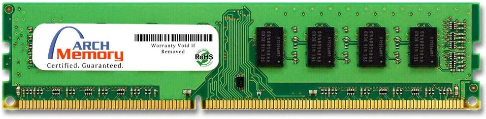 Arch Memory 4 GB Fashion OFFicial shop 240-Pin DDR3 for HP Pavilion UDIMM RAM p6350z