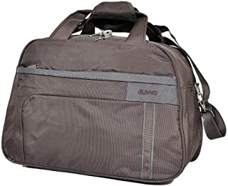 Summit Travel Duffle Bag For Unisex, Brown