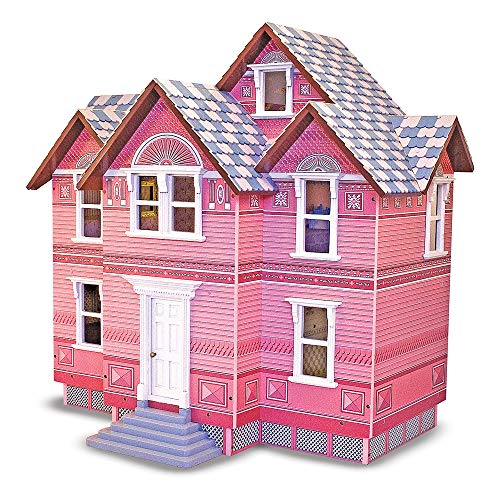 Melissa & Doug - Casa de muñecas Victoriana