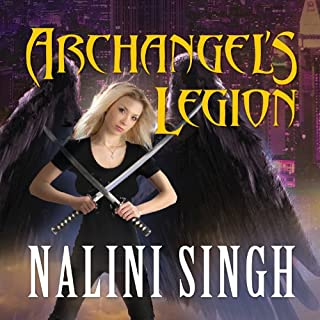 Archangel's Legion     Guild Hunter Series, Book 6              By:                                                                                                                                 Nalini Singh                               Narrated by:                                                                                                                                 Justine Eyre                      Length: 12 hrs and 19 mins     1,336 ratings     Overall 4.7