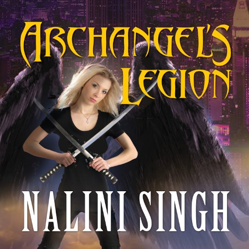 Archangel's Legion audiobook cover art