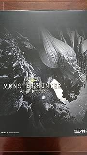 モンスターハンターワールドコレクターズエディション付き ソフトフィギュアサントラアートブックポストカード