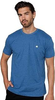 Men's Ultra-Soft T-Shirts Premium Short Sleeve Crew Neck Logo Tees