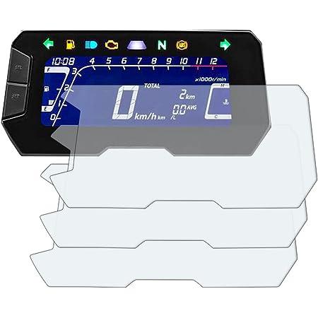 Cb300r 2018 Displayschutzfolie Tachoschutzfolie 3 X Entspiegelt Auto